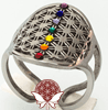 Blume Steelflower Ring
