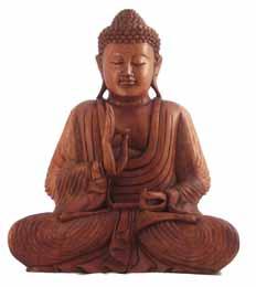 holzbuddha buddha holz geschnitzt mystik tibet buddhismus wien 21 bez kristall zentrum esoterik. Black Bedroom Furniture Sets. Home Design Ideas