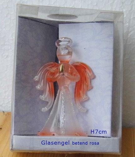 engel in glas