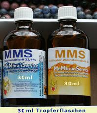 MMS Natriumchlorit Wasserdesinfektion Boote Jachten