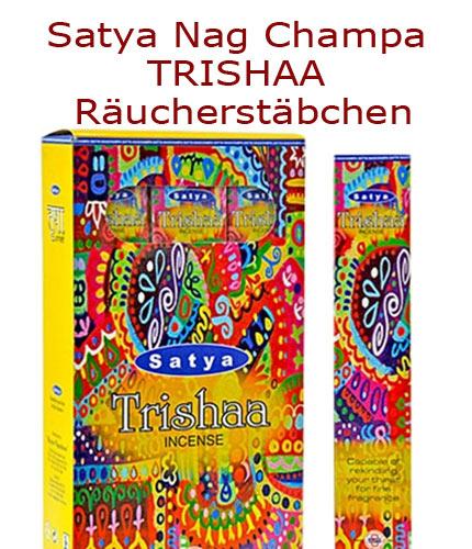 blau je 6 Packungen Räucherwerk gemischt Nag Champa Räucherstäbchen gelb