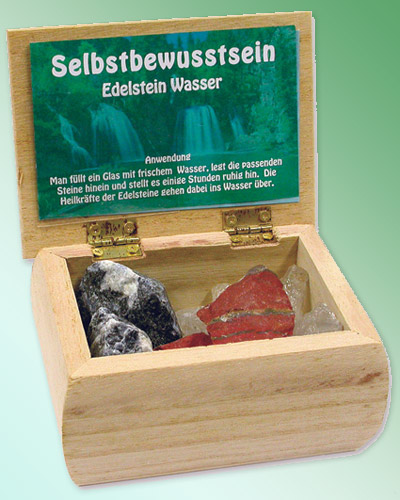 energetische steine für wasser